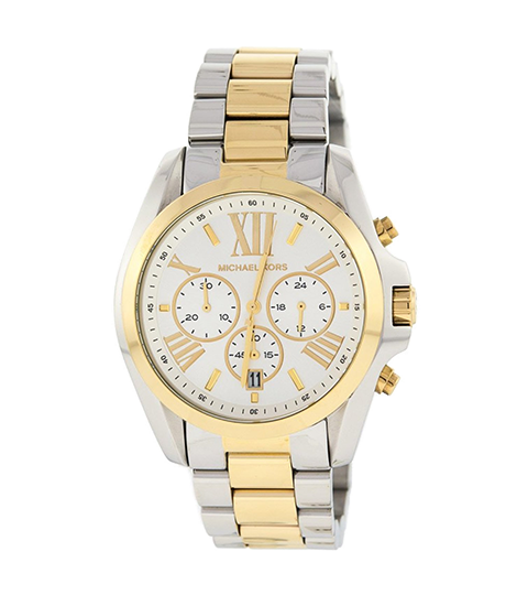 Parker Gold-Tone And Acetate Watch